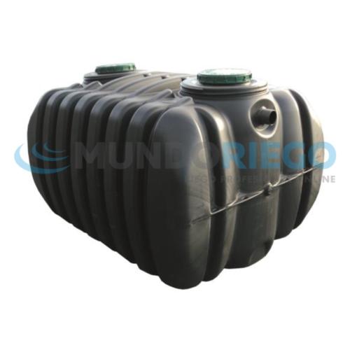 Depósito enterrado agua PEAD 5000l FV5000 QR