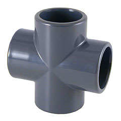 Cruz PVC ø110mm PN16