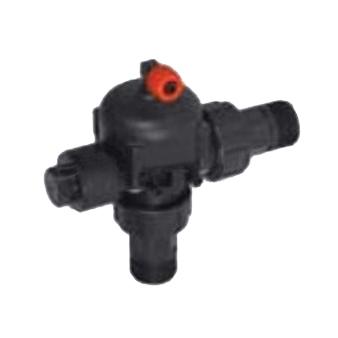 Válvula hidráulica PVC productos químicos 6'' GAL