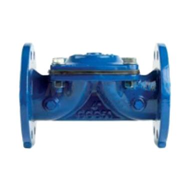Válvula hidráulica fundición 8'' brida (12 taladros) PN16