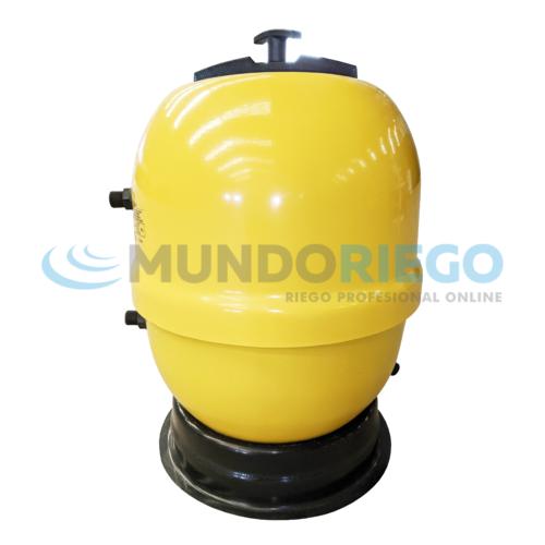Abonadora 180 litros presión máxima 6 bares
