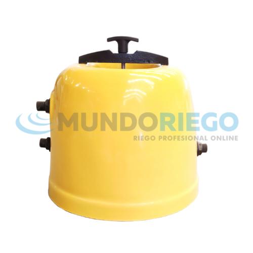 Abonadora 180 litros presión máxima 6 bar