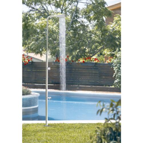 Túnel de ducha piscina 1 arco con 5 rociadores R:19948