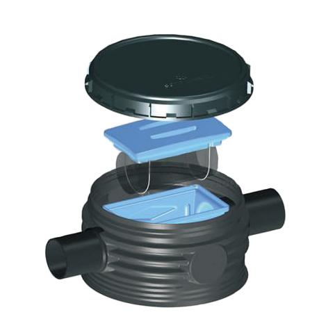 Realce ø400 con filtro integrado