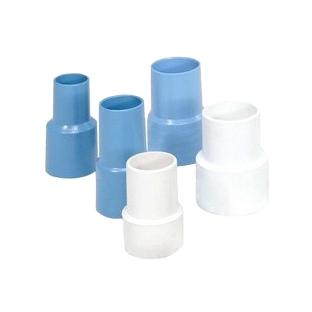 Terminal manguera color azul Ø50mm PVC flexible R:01386