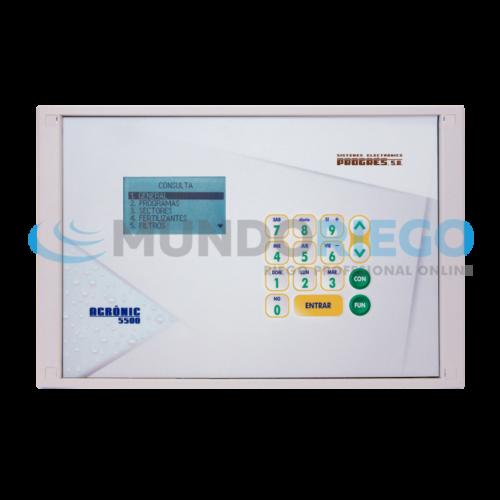 Programador Agrónic 5520 220V/24V AC en caja