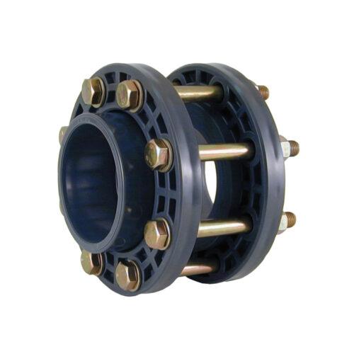Kit accesorios válvula mariposa PVC ø160mm