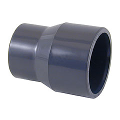 Reducción cónica PVC ø50-ø40mm PN16