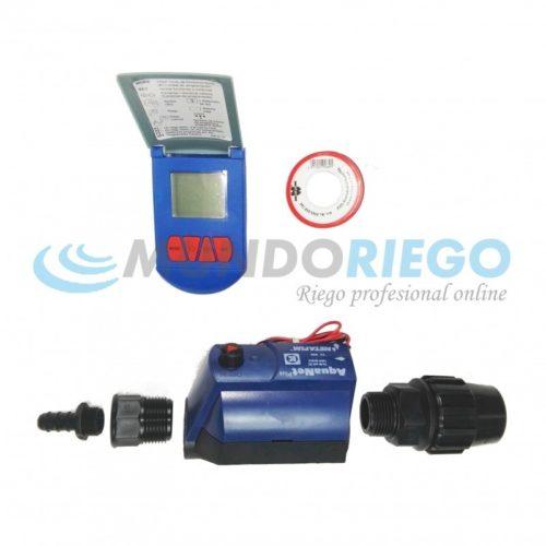 Kit automatización 1 sector de riego