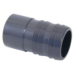 Manguetón espiga PVC ø32x30mm