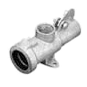 Tubo aspersión acople gancho ø50mm 6atm. 3m