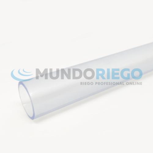 Tubo PVC transparente ø12mm PN16
