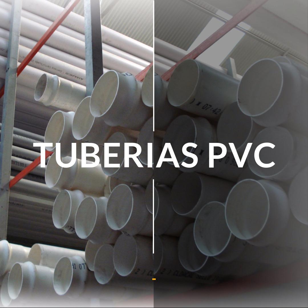 Ventajas de las tuberías de PVC