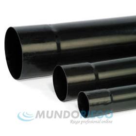 Tubo PVC canalizaciones eléctricas ø125mm