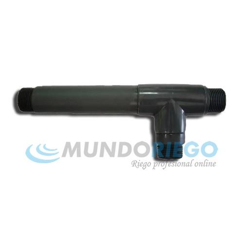 Inyector venturi PVC 3/4''