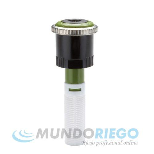 Tobera MP ROTATOR 1000, 360º, radio 2,50-4,50m verde oliva