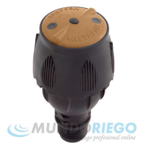 "Aspersor MEGANET 550l/h-24G R.M. 1/2"" café"