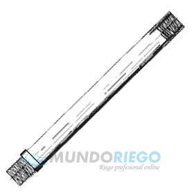 Caña porta aspersor aluminio CPF-R-20