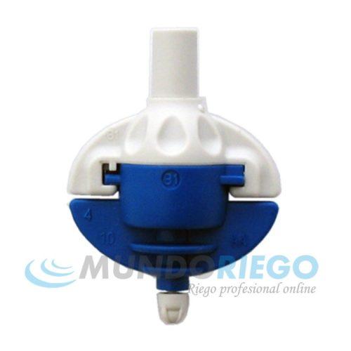 Microaspersor VIBRONET 40l/h conex.M