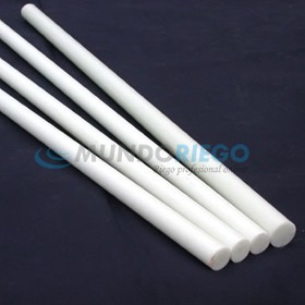 Varilla microaspersión fibra de vidrio 60cmx6mm
