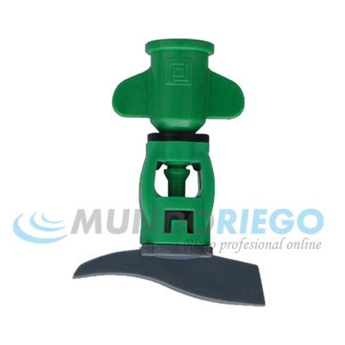 Microaspersor GREEN SPIN 105l/h verde
