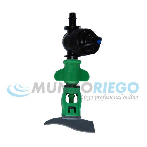 Microaspersor GREEN SPIN 105l/h + válvula super LPD 4x7''