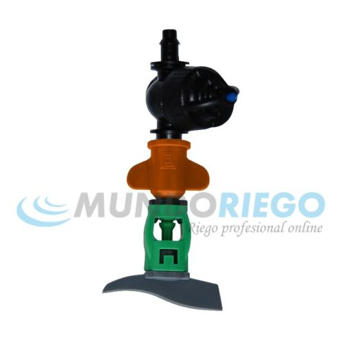 Microaspersor GREEN SPIN 120l/h + válvula super LPD 4x7''