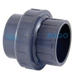 Enlace 3 piezas PVC ø20mm PN16