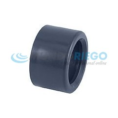 Casquillo PVC reducción ø140-ø90mm PN16