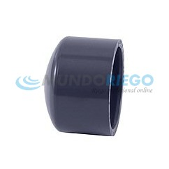 Tapón PVC ø50mm encolar PN16