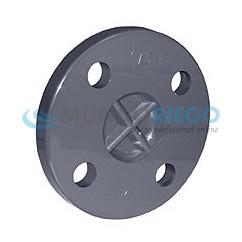 Brida ciega PVC ø160mm PN10