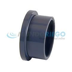 Portabridas PVC ø125mm PN16