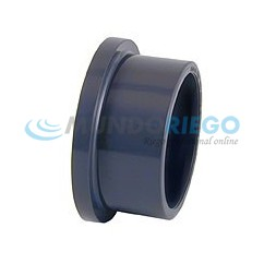 Portabridas PVC ø250mm PN10
