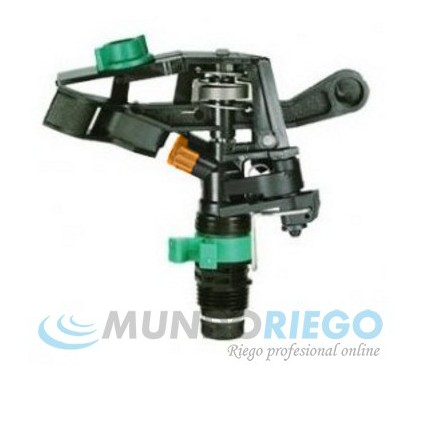 Aspersor 427B GAG 2.8mm 450l/h R.M. 1/2'' circular y sectorial