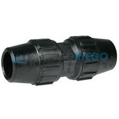 Manguito PP compresión ø40mm JIMTEN