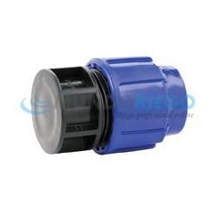 Tapón PP compresión ø75mm CEPEX