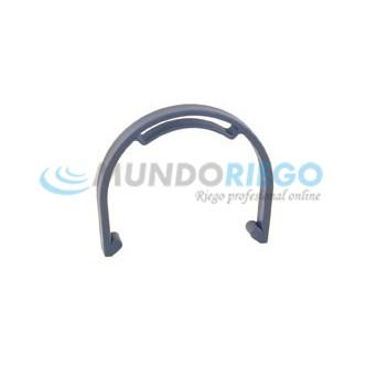 Pestillo para pinza soporte tubo PP Ø75mm