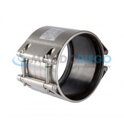 Abrazadera unión Arpol ø539-555mm PN13 ancho 200mm