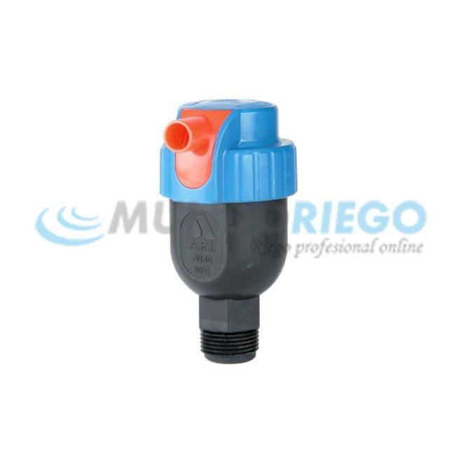 Ventosa MICRO BARAK DT- 040 R.M. 1'' trifuncional plástico PN10
