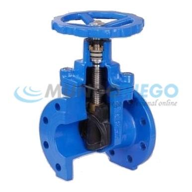 Válvula compuerta cierre elástico DN150 PN10 GA