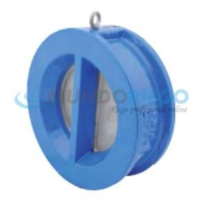 Válvula retención DN250 doble disco RUBER CHECK