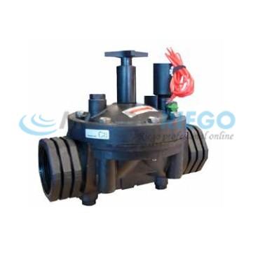 Electroválvula 1.1/2'' GALSOL 24V AC con regulador PN10