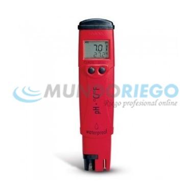 Medidor pHEP5 de pH y temperatura