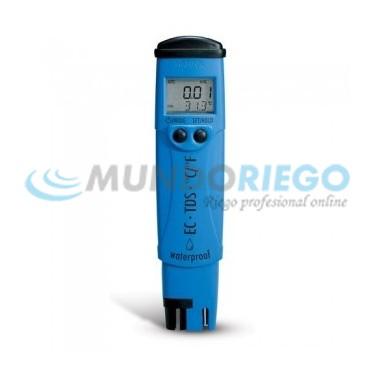 Medidor DIST6 de CE, TDS y temperatura