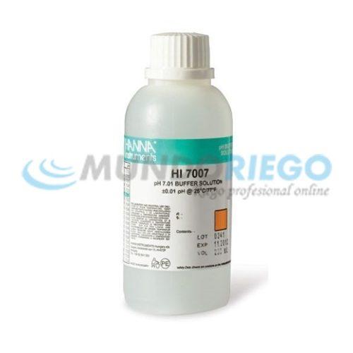 Solución pH7 de 500 ml