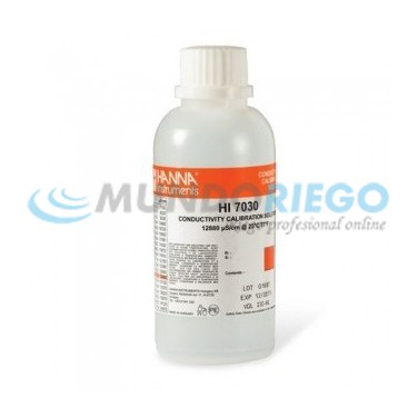 Solución almacenamiento del electrodo pH 230 ml