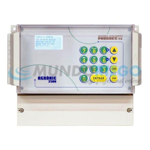 Programador Agrónic 2518 220V/24V AC caja