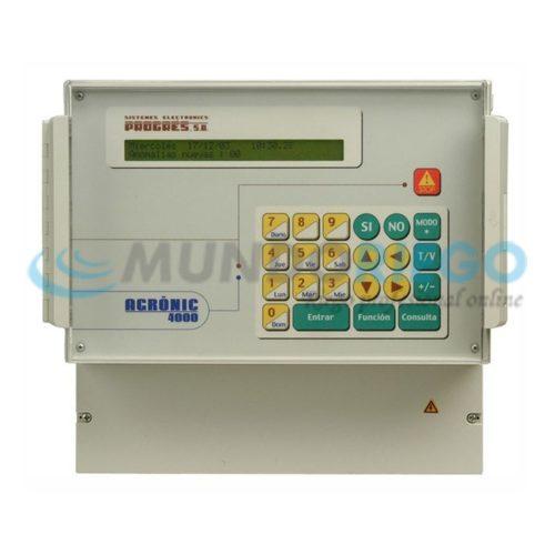 Programador Agrónic 4016 220V/24V AC caja