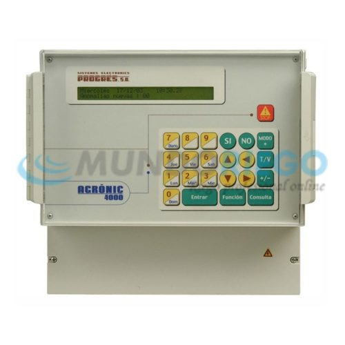 Programador Agrónic 4024 220V/24V AC caja
