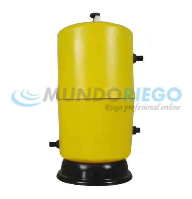 Abonadora 40 litros presión máxima 5 bares